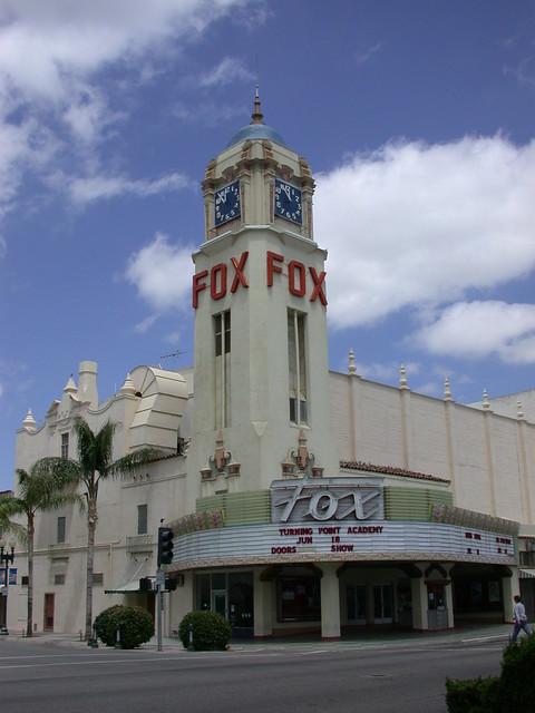 Fox Theatre Flickr Photo Sharing