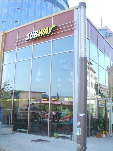 Subway - Johannisstraße Jena
