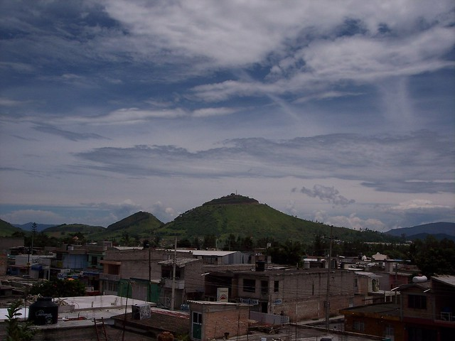 Cerro de la Cruz - Tepic, Nayarit, MEXICO