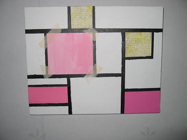 Mondrian by me