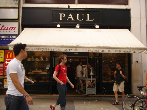 Paul, Paris, France