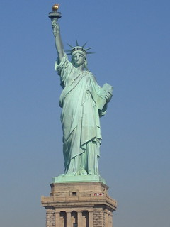 statue of liberty | by featherboa