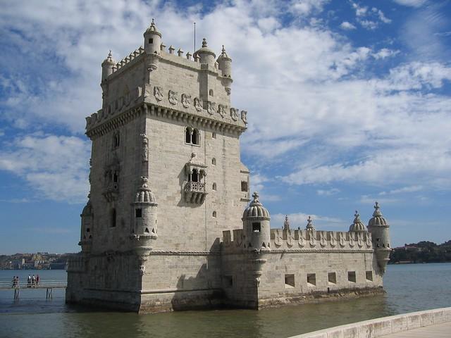 La Torre de Bélem. Lisboa. Portugal