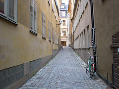Europe 2005 day 3 - Stockholm