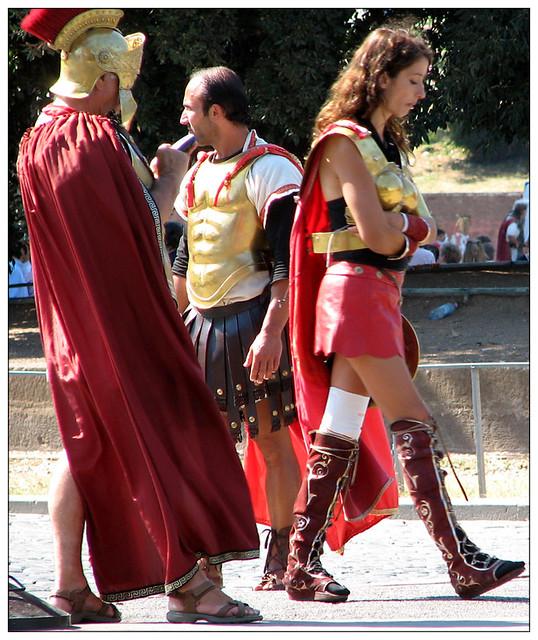 Rome, A.D 2005
