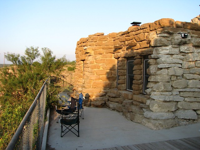 Palo Duro cabins - a gallery on Flickr