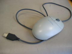 ear(0.0), electronic device(1.0), gadget(1.0), mouse(1.0),