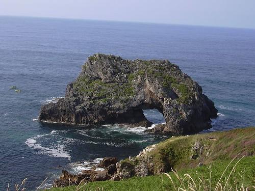 Playa de Torimbia, Llanes - Asturias