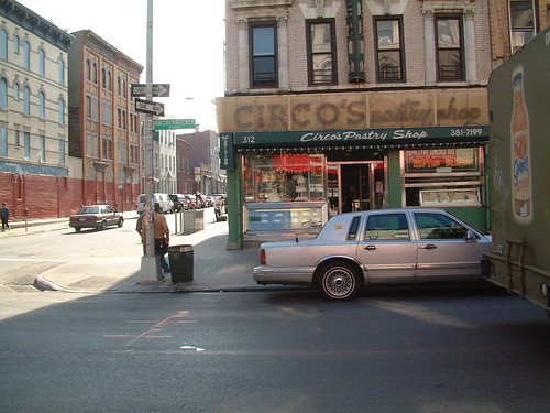 A Bakery in Brooklyn