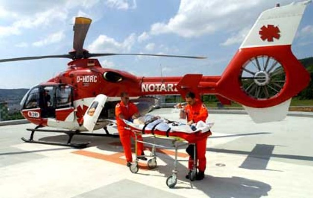 Drone Nearly Crashes into Medical Helicopter Carrying Patient ...