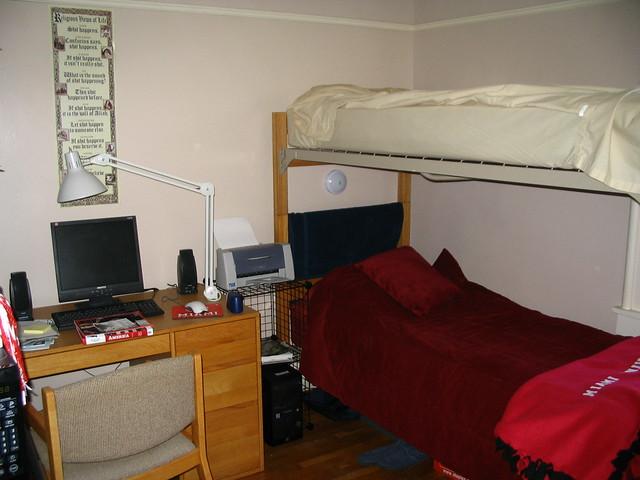 Miami University Dorm Room List