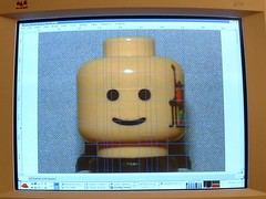 Lego minifig Halloween costume construction #2 | by laurence