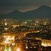 Ararat and Yerevan in nightlight /Eriwan im Nachtlicht by randbild