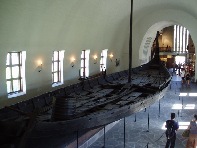 Viking Ship #3
