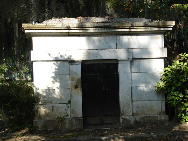 VP William Rufus de Vane King Tomb at Live Oak Cemetery, Selma AL