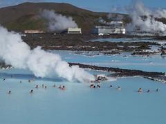islandia lago azul