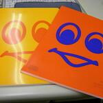 Folder smiling