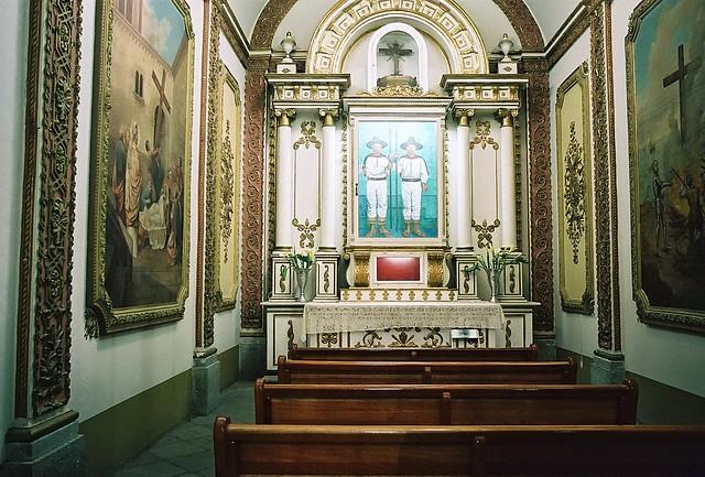Header of Sainthood