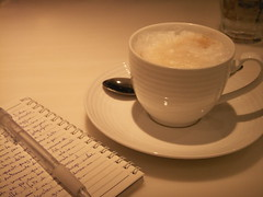 Coffee break in Shinjuku [新宿]