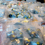 Harry Potter LEGO minifigs (bagged and ready for sale)