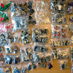 Harry Potter LEGO minigs (stockpile)