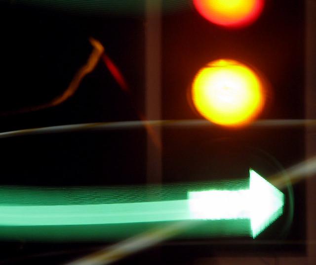 Making the Yellow Light