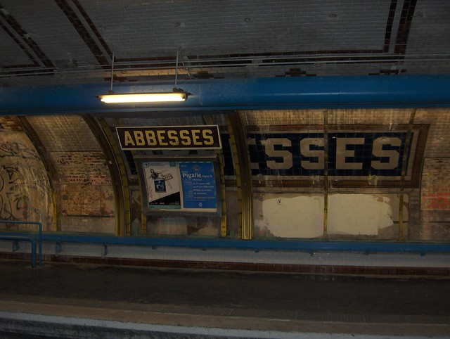Header of Abbesses