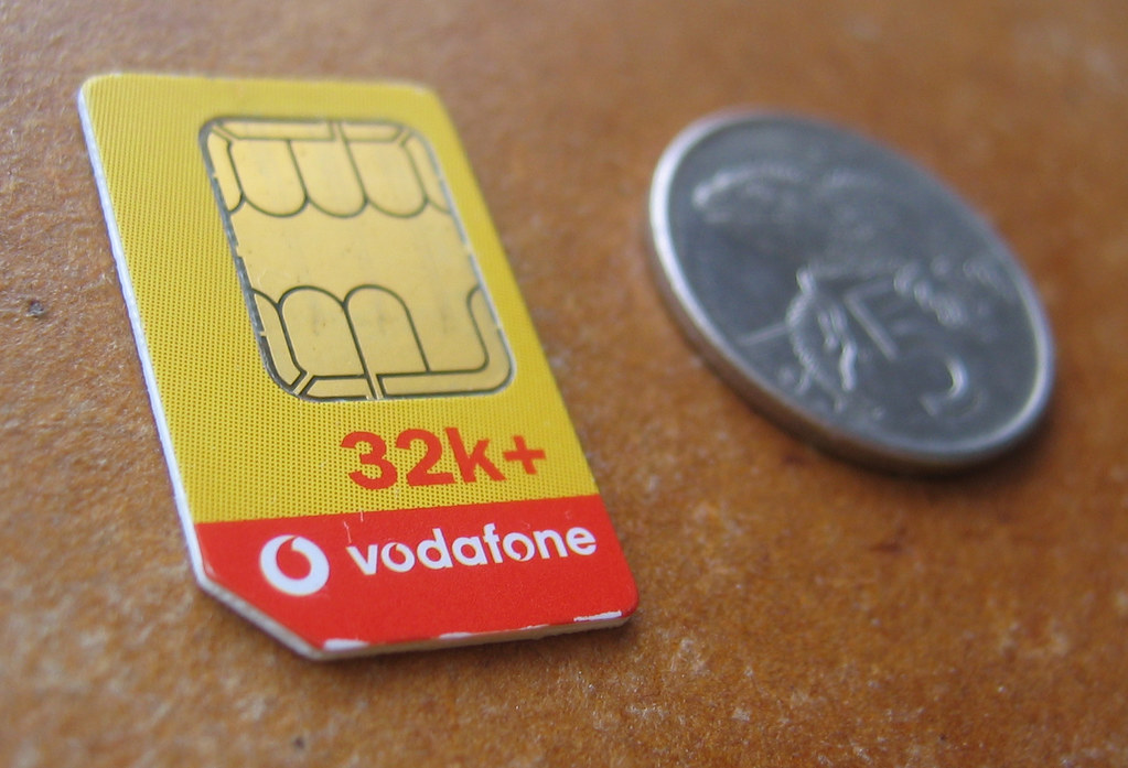 SIM card comparison