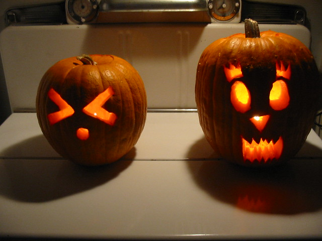 2005 Jack-o-Lanterns in the Light