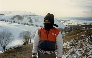 Frigid Air in Turkey