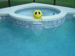 swimming pool, inflatable,