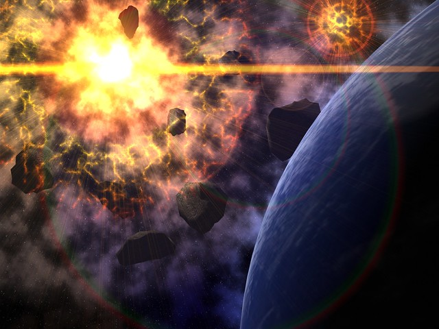 Space blast flickr photo sharing for Space blast 3d