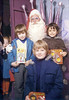 Scary Santa by Dean Ayres