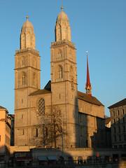Grossmunster, Zurich