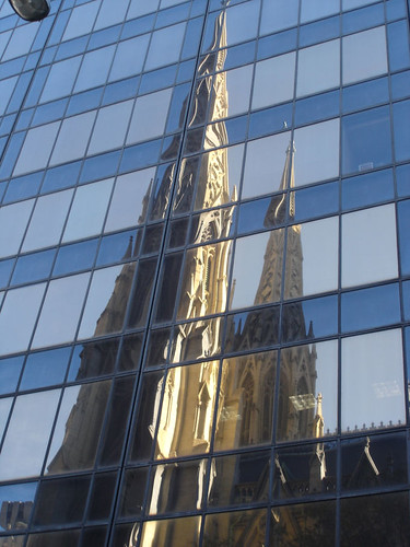 Steepled in reflection