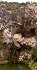 Capilla de la Santina (Covadonga)