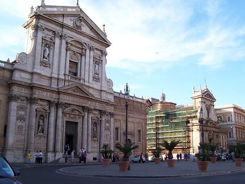 Santa Susanna & Santa Maria della vittoria