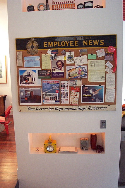Kitchen alcoves and bulletin board flickr photo sharing for Bulletin board ideas for kitchen