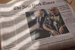 NYT: Kofi Annan makes first visit to post-Hussein Iraq by @mjb