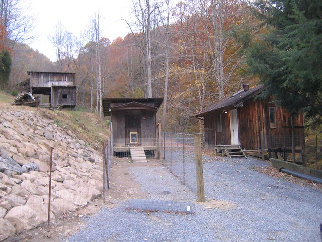 Dog House Barn Plans