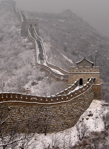 The Great Wall of China - 無料写真検索fotoq
