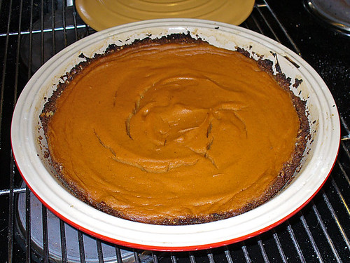 Sweet Potato Pie, I