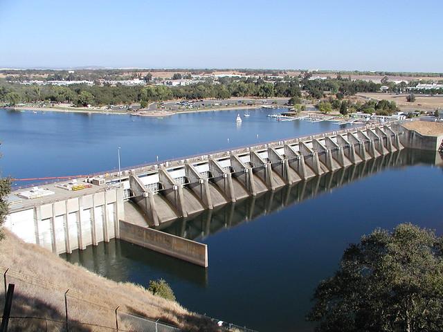 20010825 nimbus dam flickr photo sharing for Lake natoma fishing