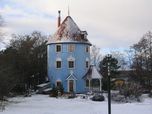 Casa do Moomin / Moomin´s home