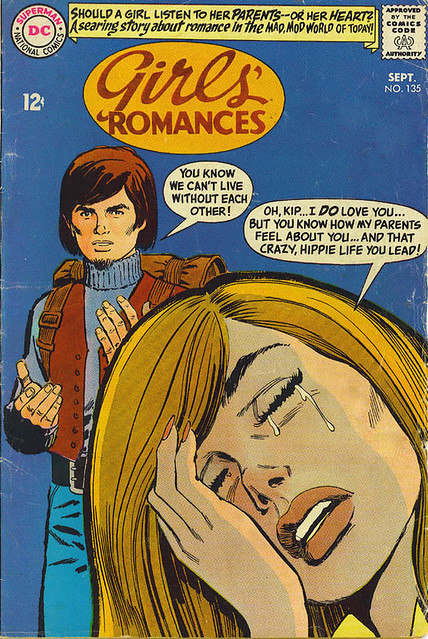 Girls' Romances 1968