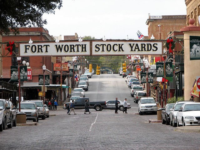 Fort Worth Stockyards Flickr Photo Sharing