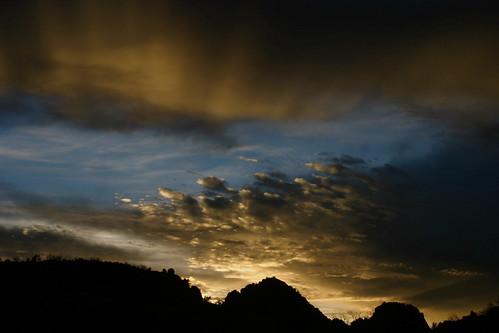 travel sunsets