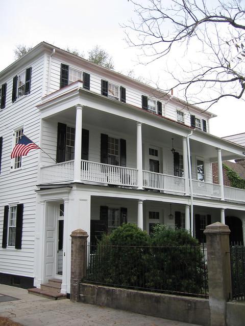 Charleston Style House Flickr Photo Sharing