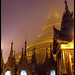 shwedagon in the mist