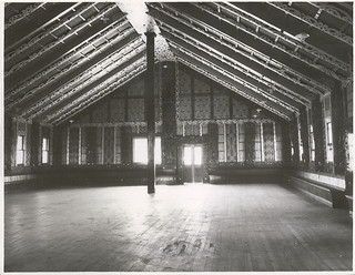 Māori Meeting House, Nuhaka (c1949)